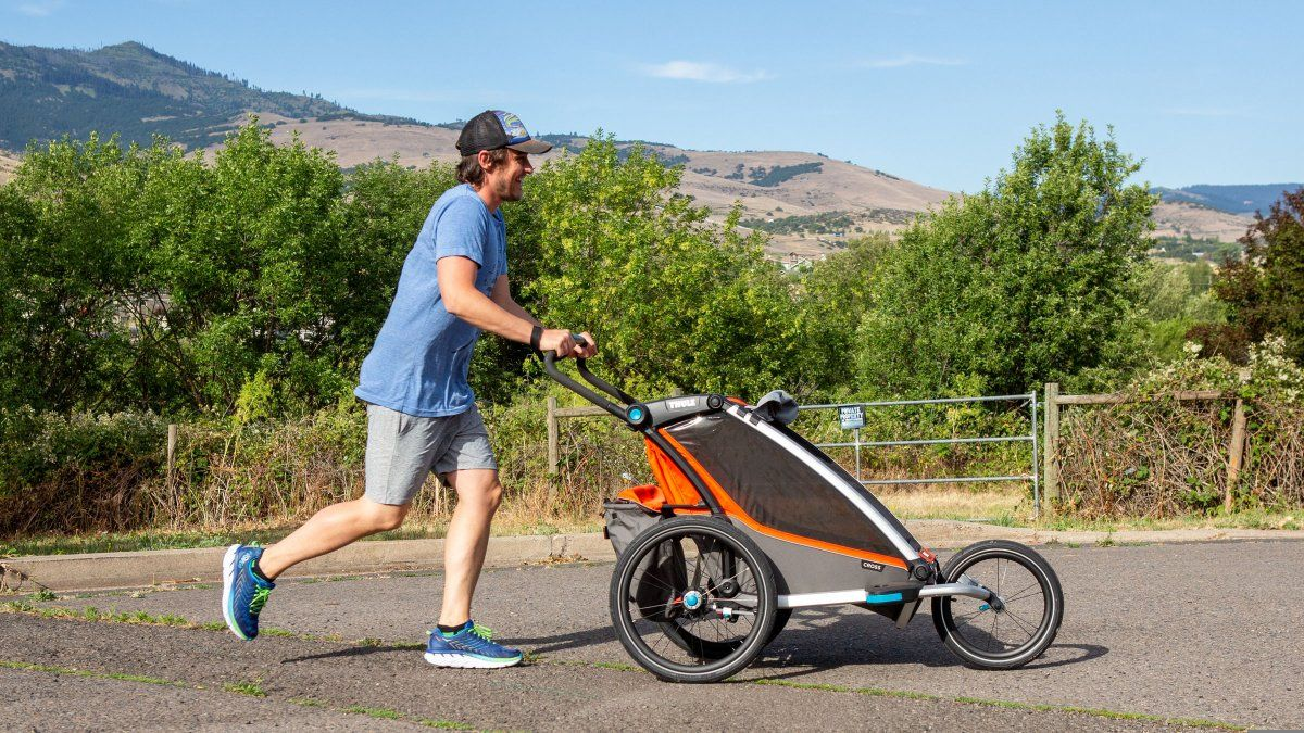 Why This Running Stroller Is the Best Piece of Gear I Own