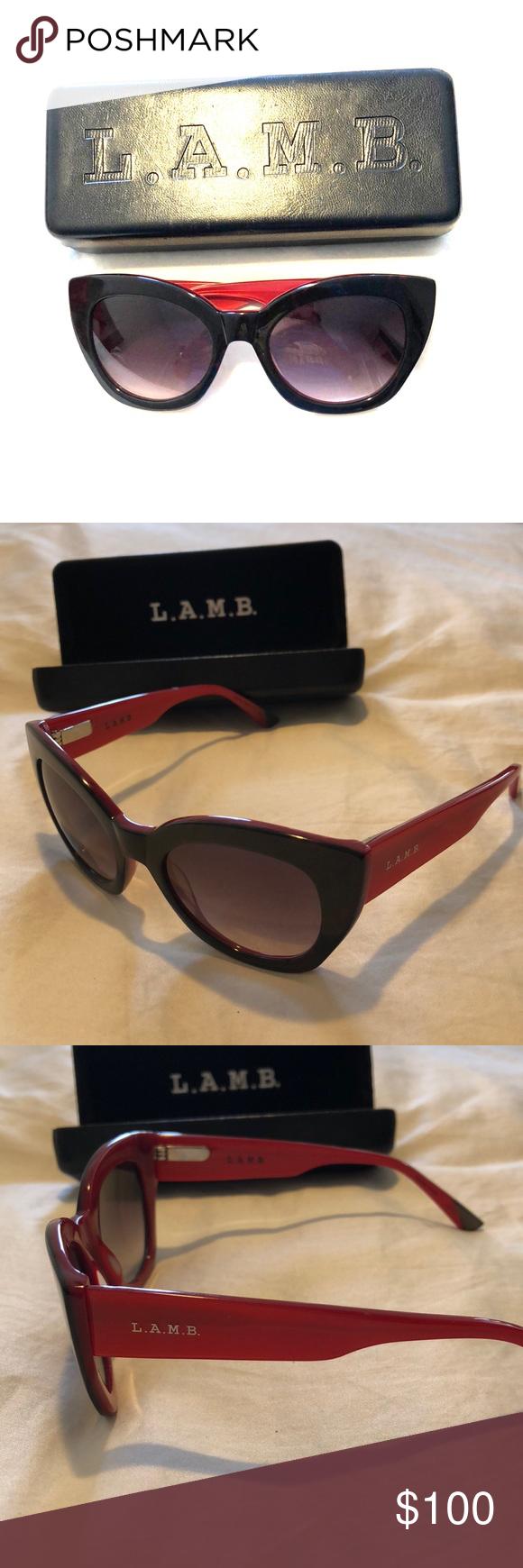 d1824094fd5 L.A.M.B. Sunglasses Style  LA503 These frames are retro