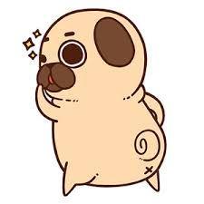 Beatifull Imagenes De Perros Animados Dibujos De Pugs
