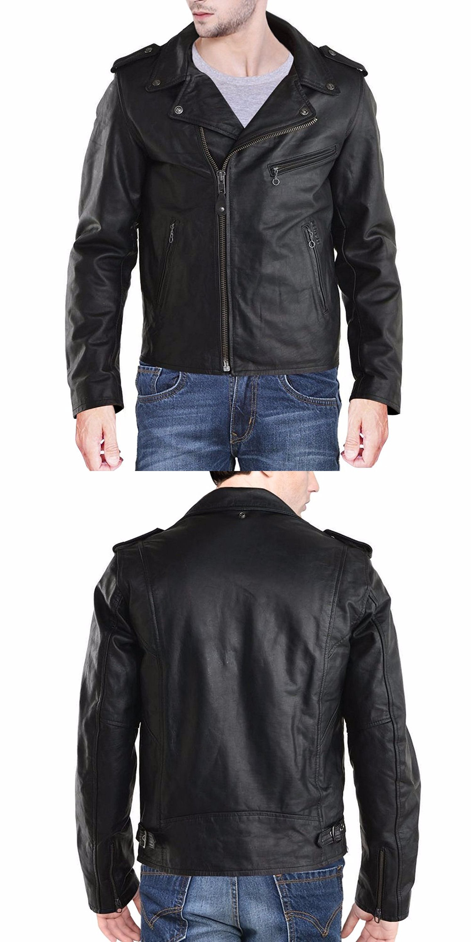 Zaan Leathers Launching for Bikers. Z&L Men's Lambskin