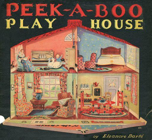 Peek-a-Boo Playhouse Whitman 1933 - Eugenia - Picasa Web Albums Templates on website