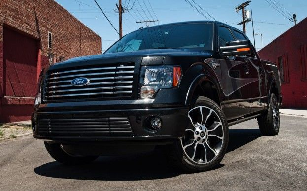 Thread Of The Day Should The Ford F 150 Harley Davidson Offer The Ecoboost V 6 Ford F150 Cool Trucks Harley