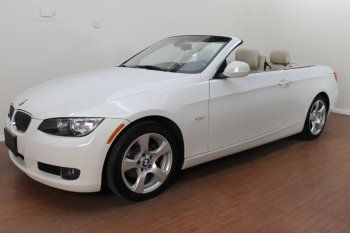 Bmw 328i Convertible Leave This Alpine White Beauty Parked In