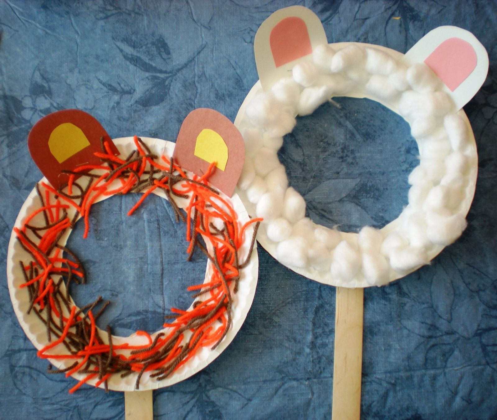 face masks; would be cute for kids party photo booth · Paper Plate ... & face masks; would be cute for kids party photo booth | Idea\u0027s for ...