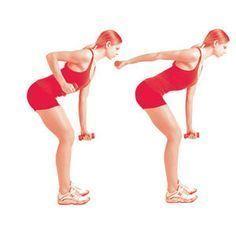 Comment maigrir des bras naturellement en 15 min par jour