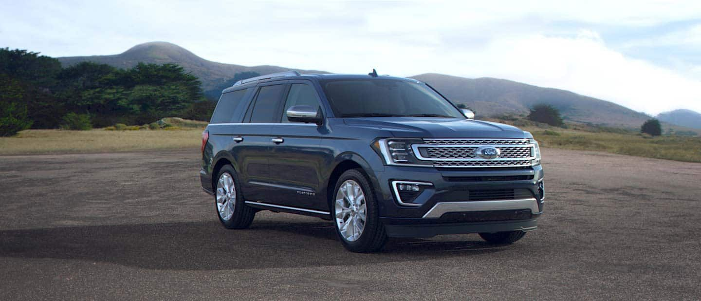 2019 Ford Expedition Suv 3rd Row Seating For 8 Passengers