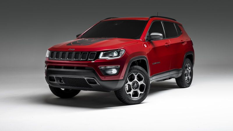 Jeep Renegade And Compass Get Phev Powertrain Jeep Renegade