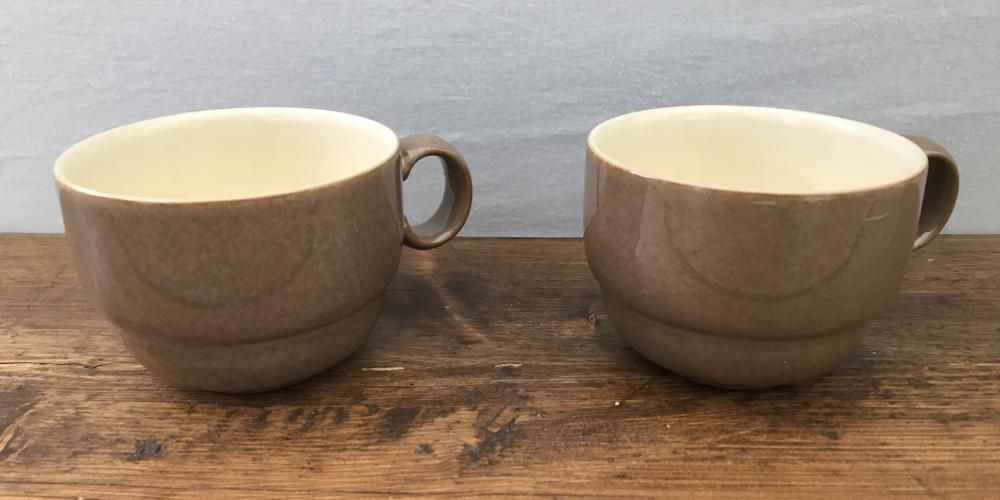 Denby Everyday Cappuccino & Denby Everyday Cappuccino | Denby Pottery | Pinterest | Cereal bowls ...