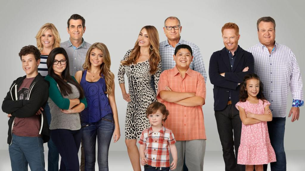 Modern Family season 1 *