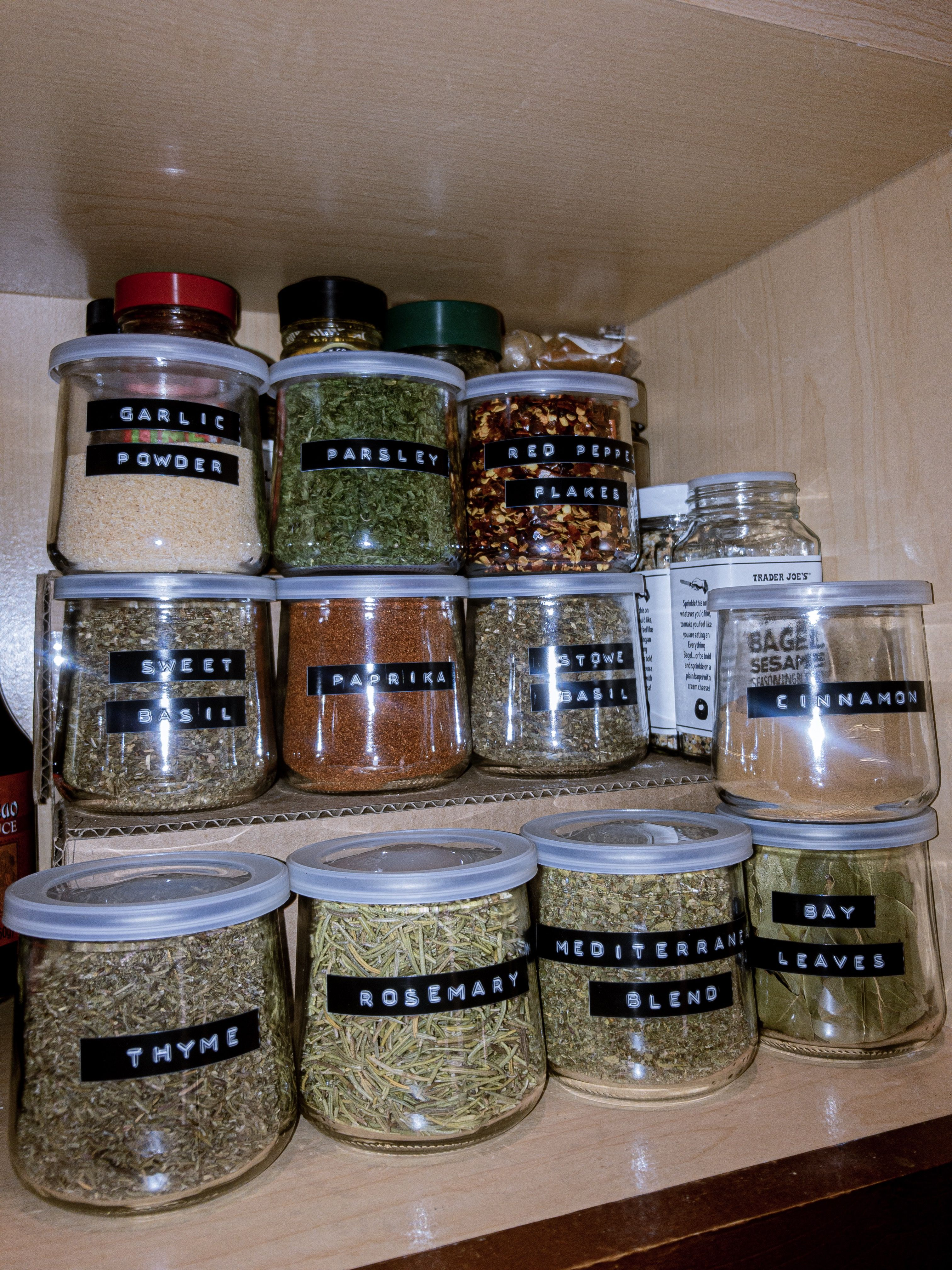 Recycles Oui Yogurt Jars Diy Jar Crafts Crafts With Glass Jars Jar Diy