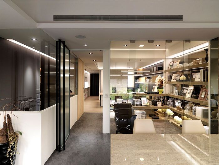 Superior Office Space Design By DaChi International Design Modern Office Space  Taipei 6
