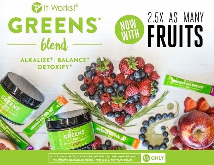Greens just got greener! Loristar.myitworks.com