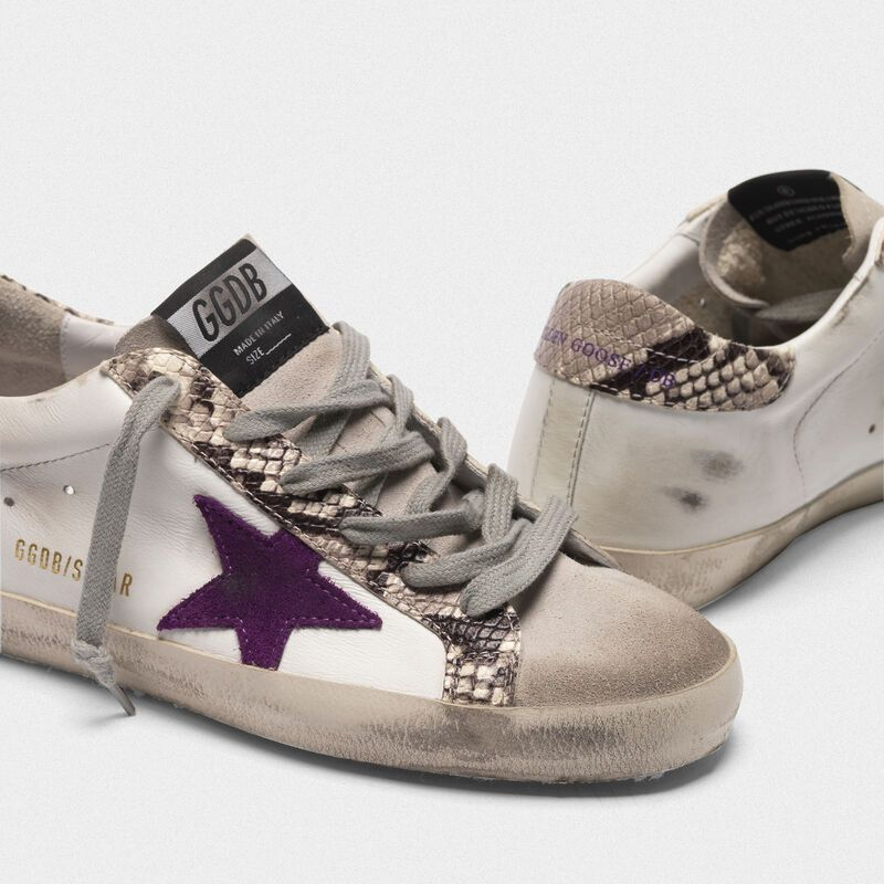 Silver Superstar Glittered Distressed Leather Sneakers Golden Goose Golden Goose Sneakers Outfit Golden Goose Sneakers Leather Sneakers