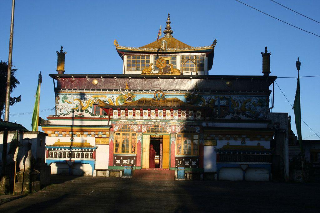 Darjeeling, Ghoom monastery