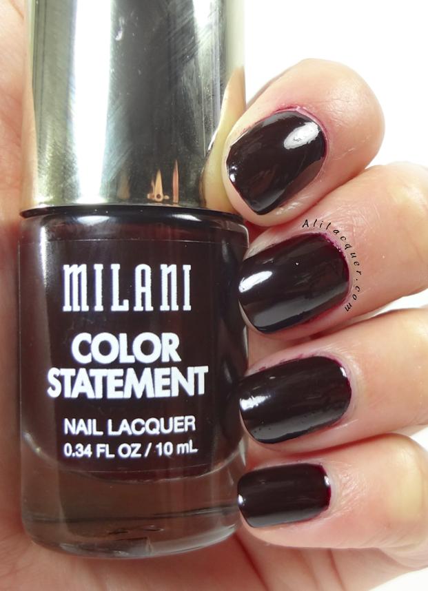 Milani Color Statement Nail Lacquer in Enchanting   Nail Polish ...