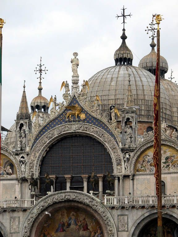 Basilica Di San Marco Venice Places To Go Places Ive Been Travel