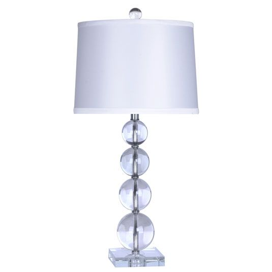 Crystal Ball Table Lamp Lamp Crystal Table Lamps Table Lamp