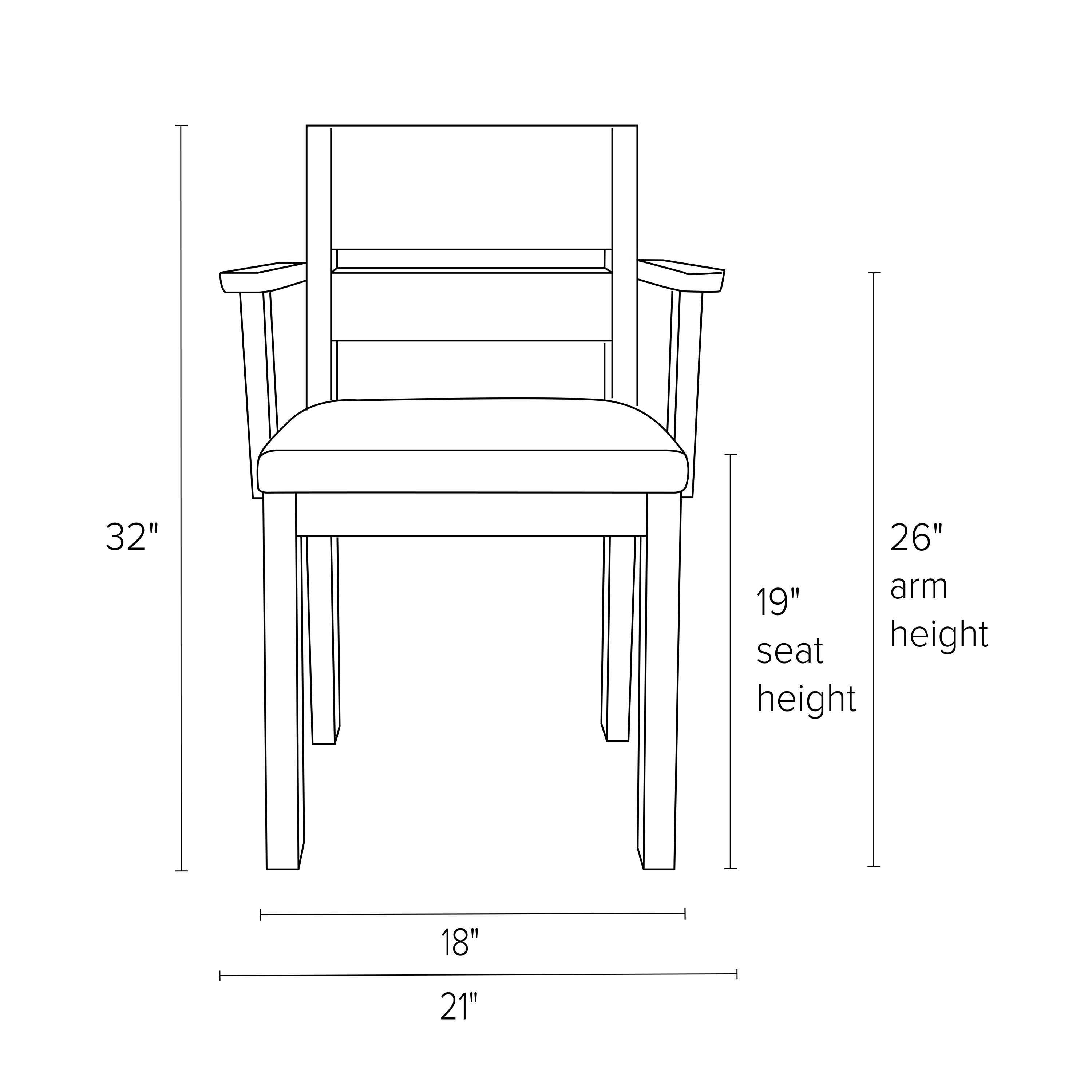 Afton Dining Chair Modern Dining Chairs Modern Dining Room