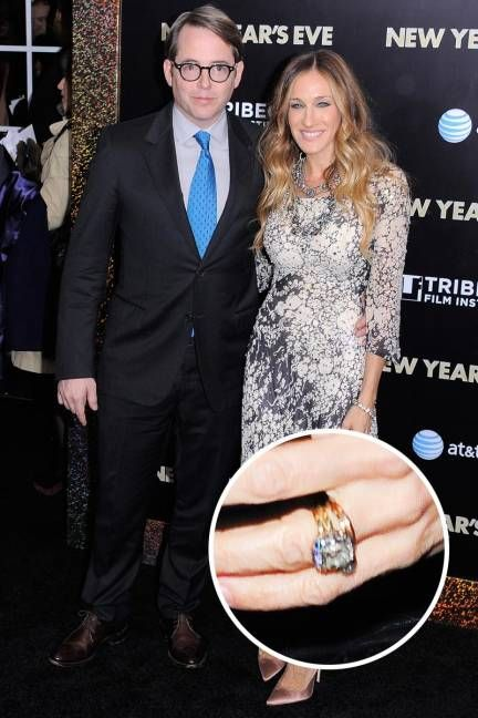 Sarah Jessica Parker And Matthew Broderick One Of Hollywood S Longest Standing Marriages Started When