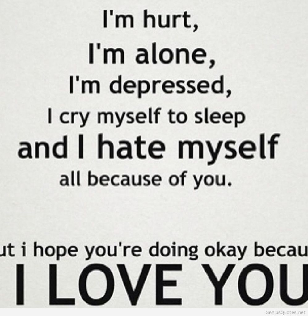 Love Quote For Her Sad Broken Heart Quotes For Her Sad Heart Broken Love Quotes For