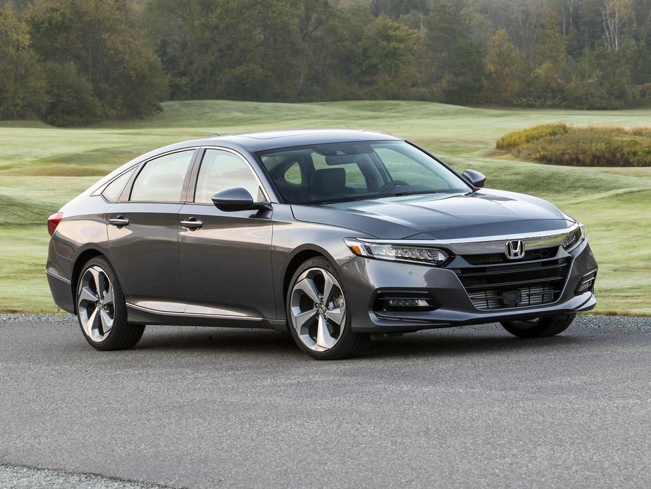 The best cars under 30,000 in 2020 Honda accord touring