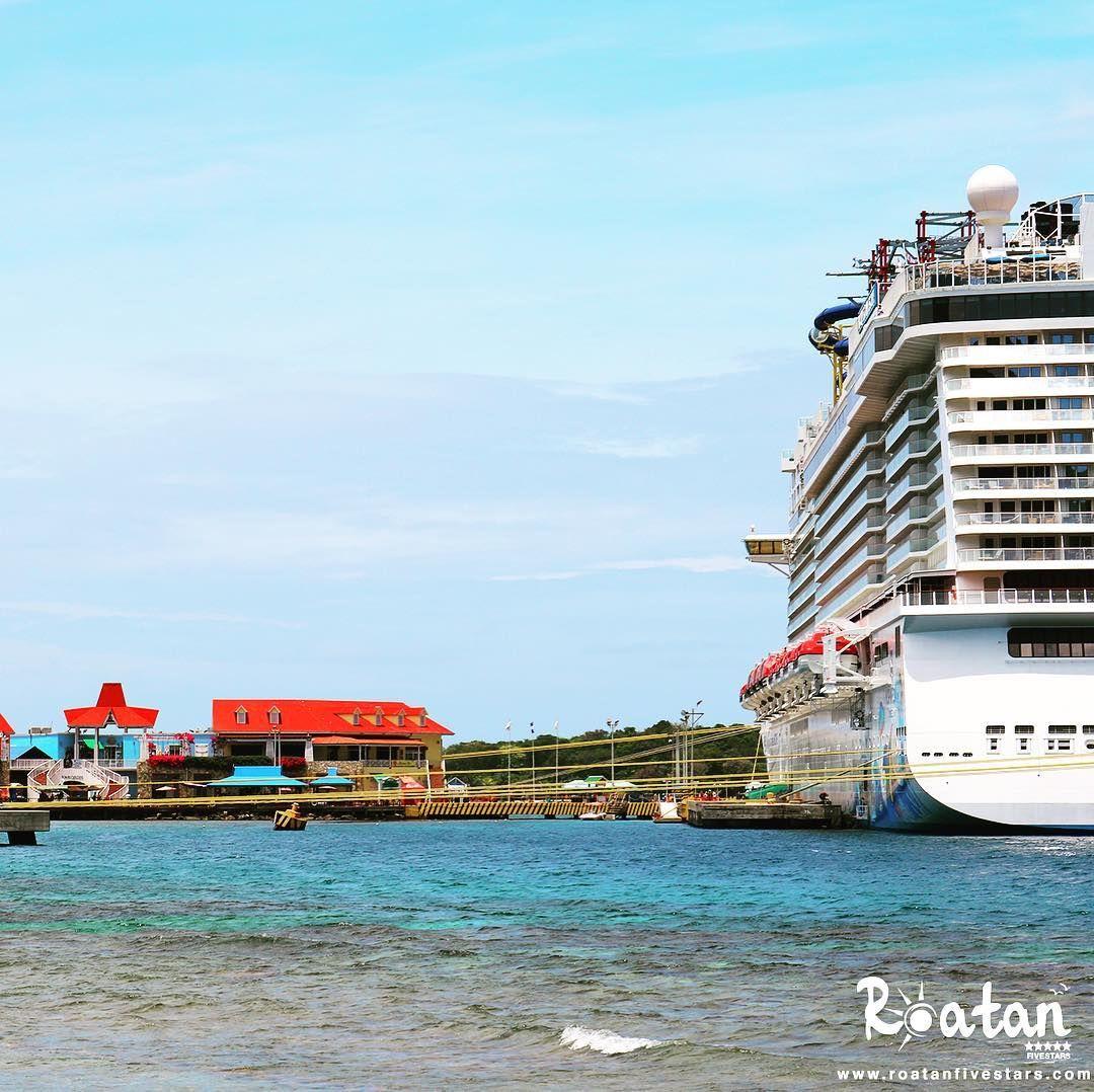 Town Center 1st Cruise Ship Port Of Roatan Island Roatan Cruise Destinations Roatan Shore Excursions Cruise Excursions Tours Excursions