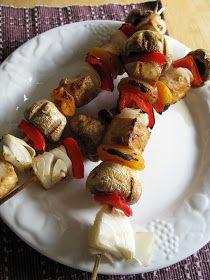 Tortillas and Honey: Asian Tofu Kabobs (Kabob Week Day 3)