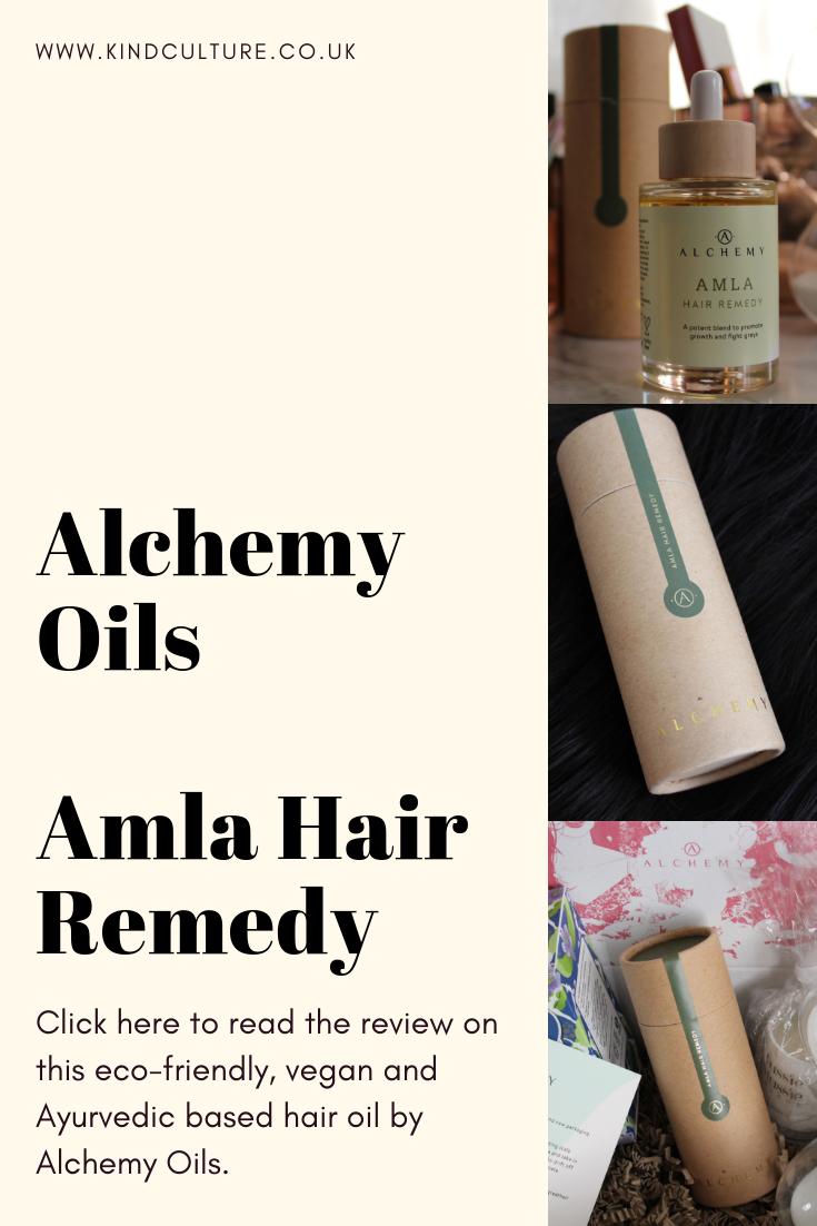 Alchemy Oils Amla Hair Remedy Hair remedies, Hair care