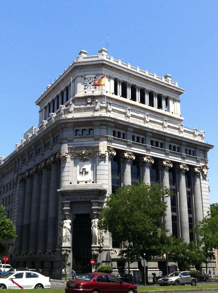 Banco Español del Río de la Plata, actual Instituto Cervantes