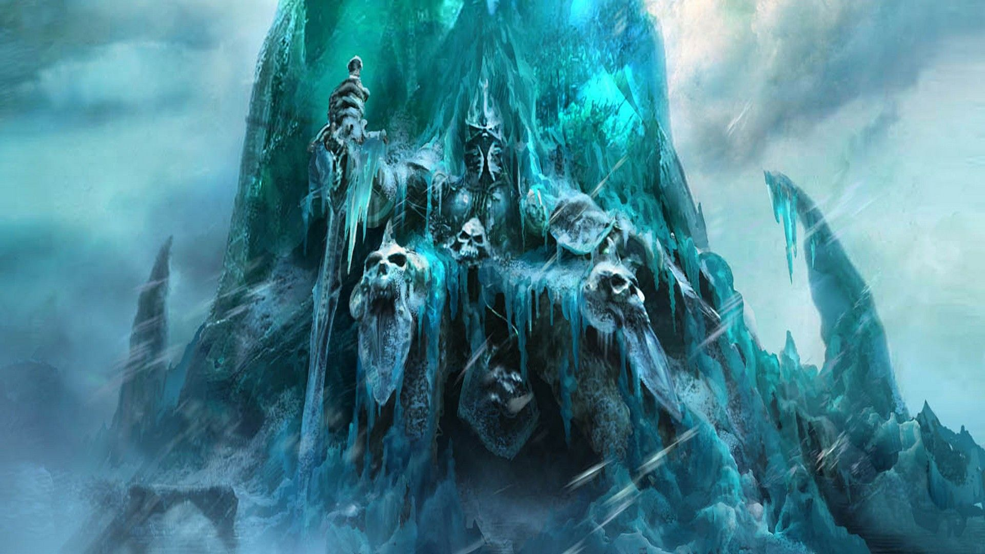 World of Warcraft Wrath of the Lich King wallpaper WoW Art ...