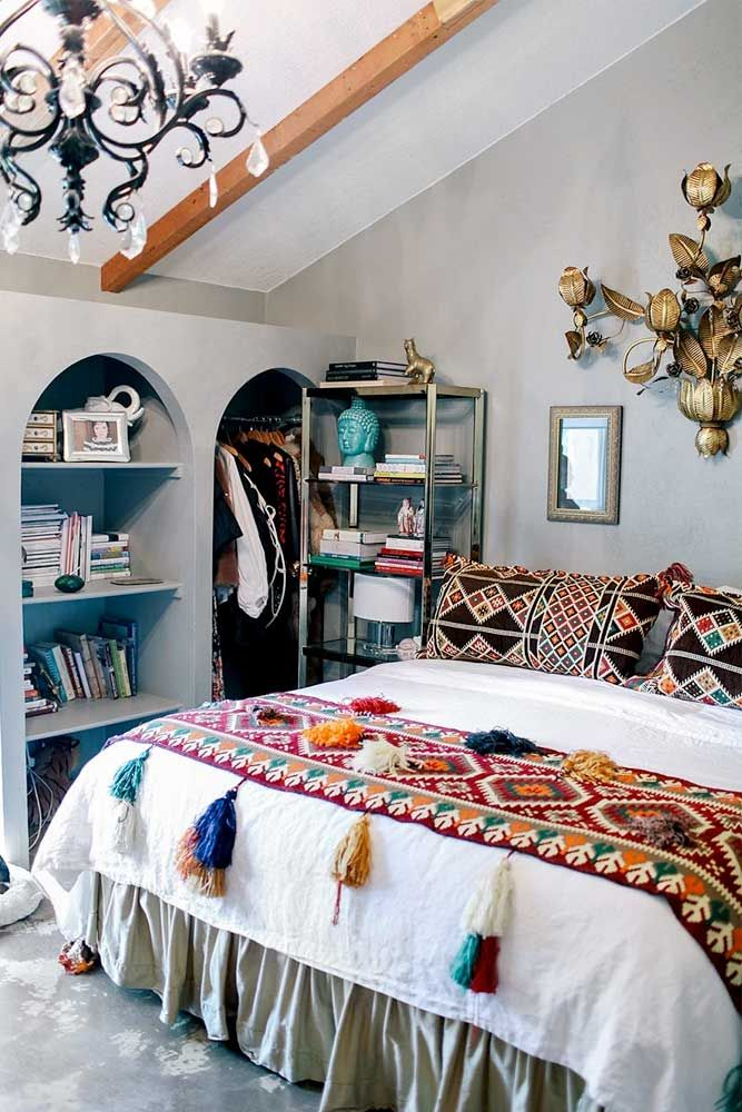 27 Bohemian Bedroom Decoration Ideas Interior design
