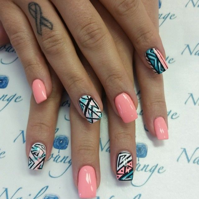 nails.quenalbertini: Instagram photo by @oleidys_nailartist