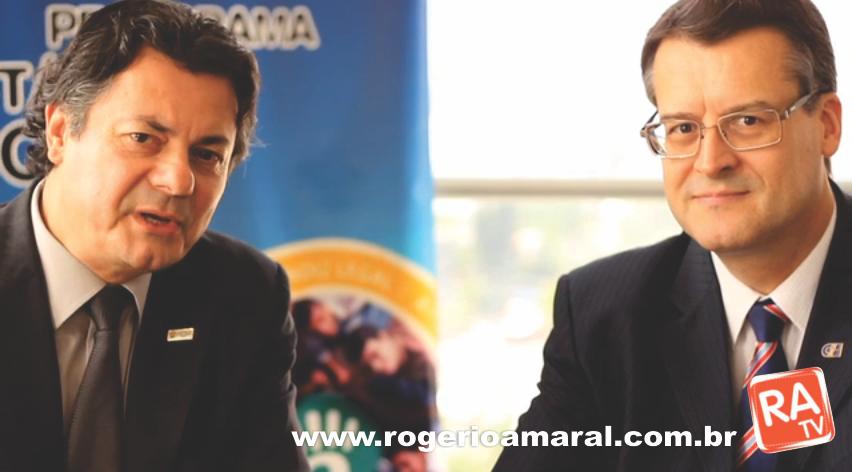 CIEE- RS completa 45 anos de inserção dos jovens no mercado de trabalho. Entrevista com Cláudio Inácio Bins, gestor de relações institucionais do CIEE-RS. www.rogerioamaral.com.br #cieers