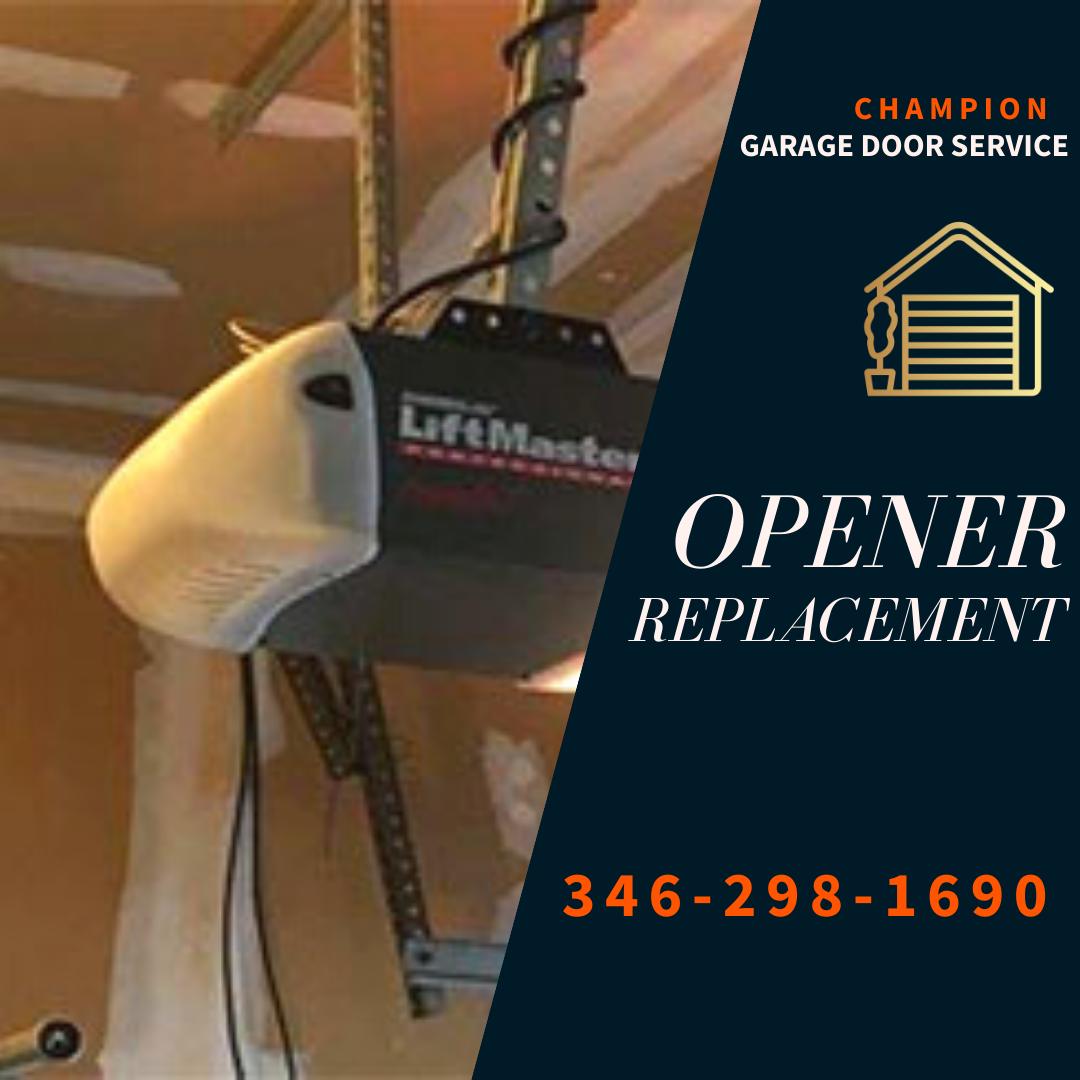 Garage Door Opener Replacement In 2020 Garage Door Opener Installation Garage Door Opener Replacement Garage Door Design