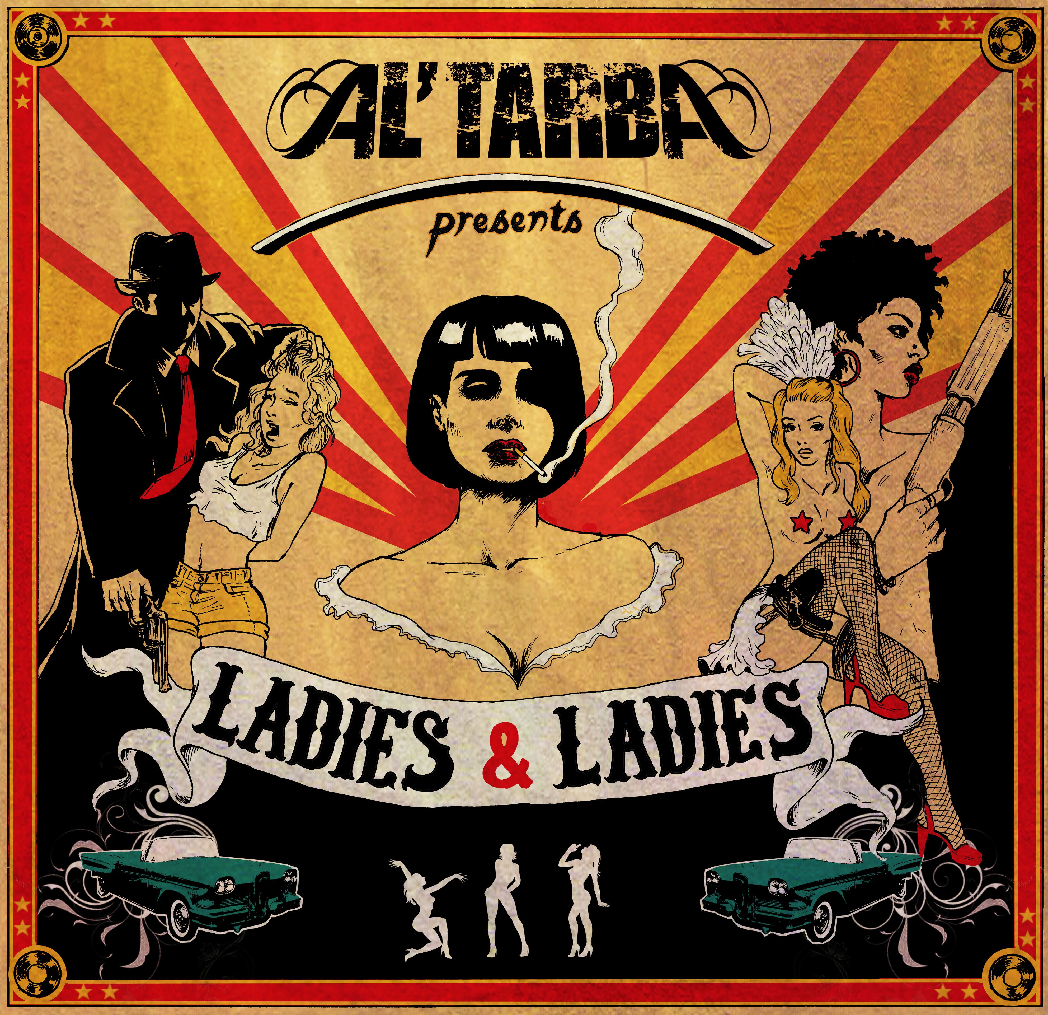 Nouvel album d'al'tarba :: Ladies & Ladies EP