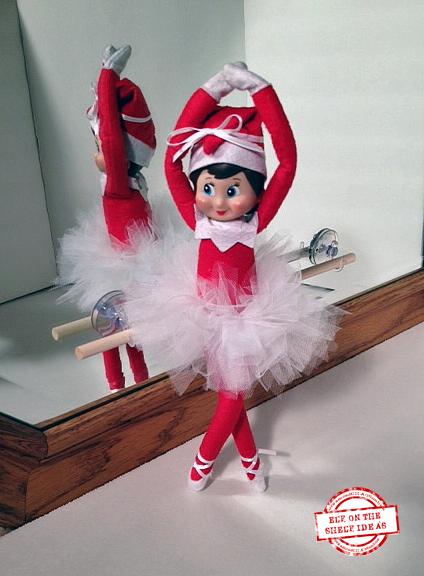 "Ballerina Elf Idea (Tutu Tutorial)""organized CHAOS - simple solutons for calming…"