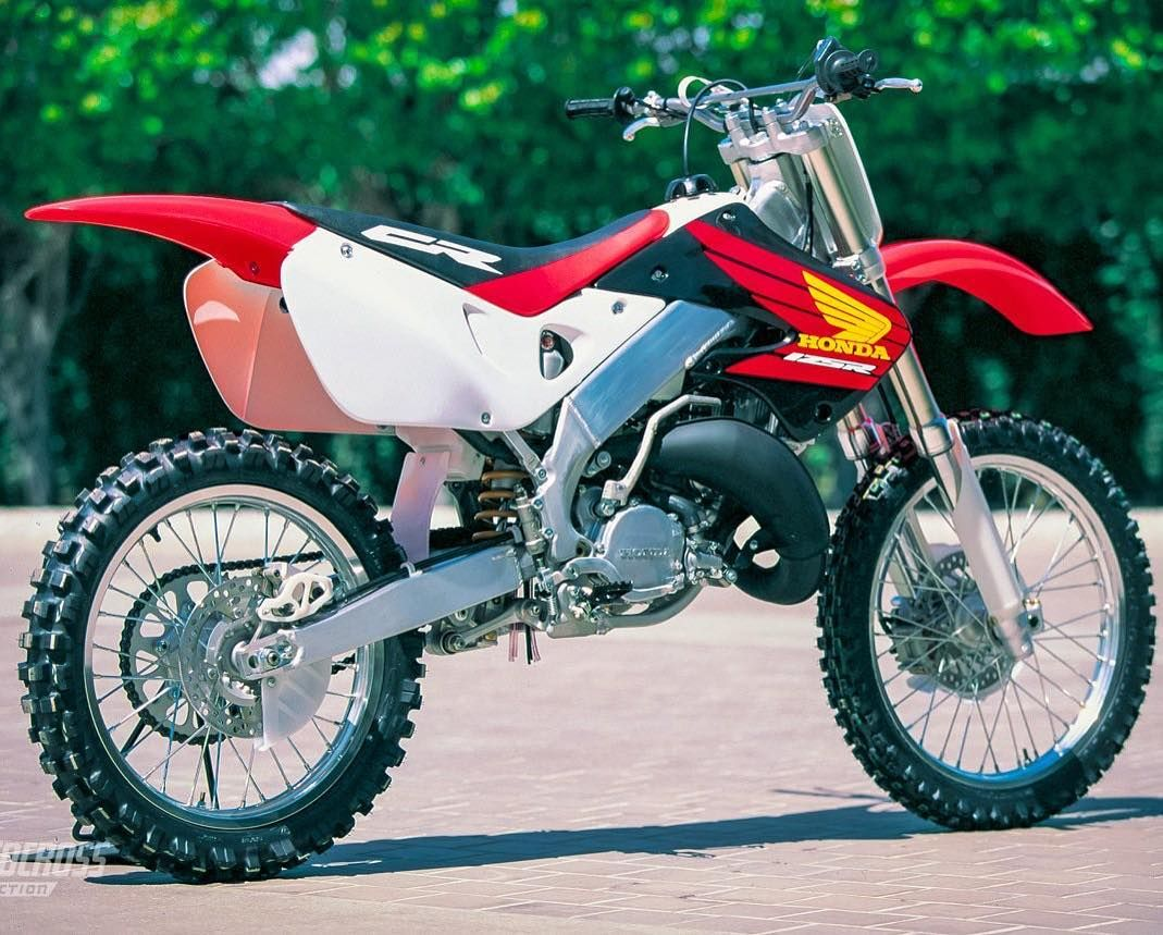 Who Remembers The 1997 Honda Cr125 Did You Have One Motocross Motocrossaction Magazine Parts Products Motocross Action Motorcross Bike Motocross