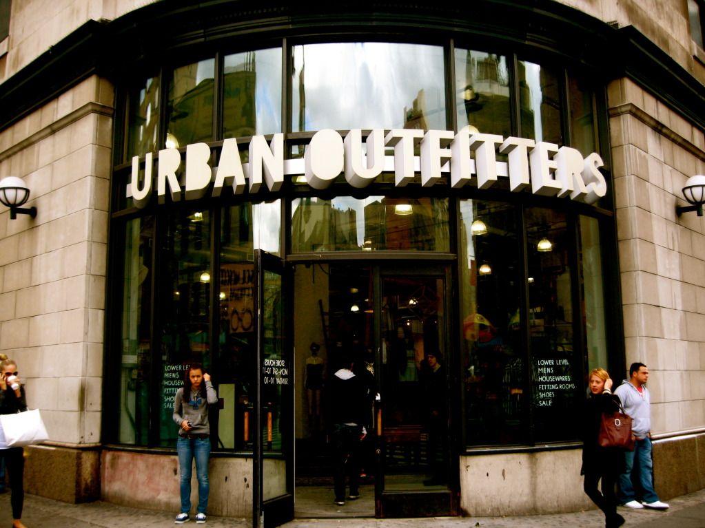 Ny urban clothing stores