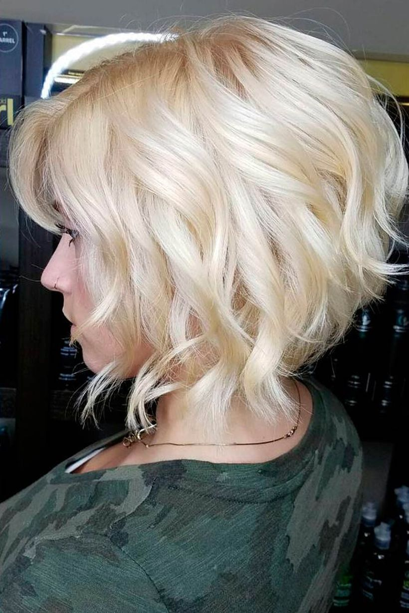 Beautiful curly layered haircut style ideas Haircut style