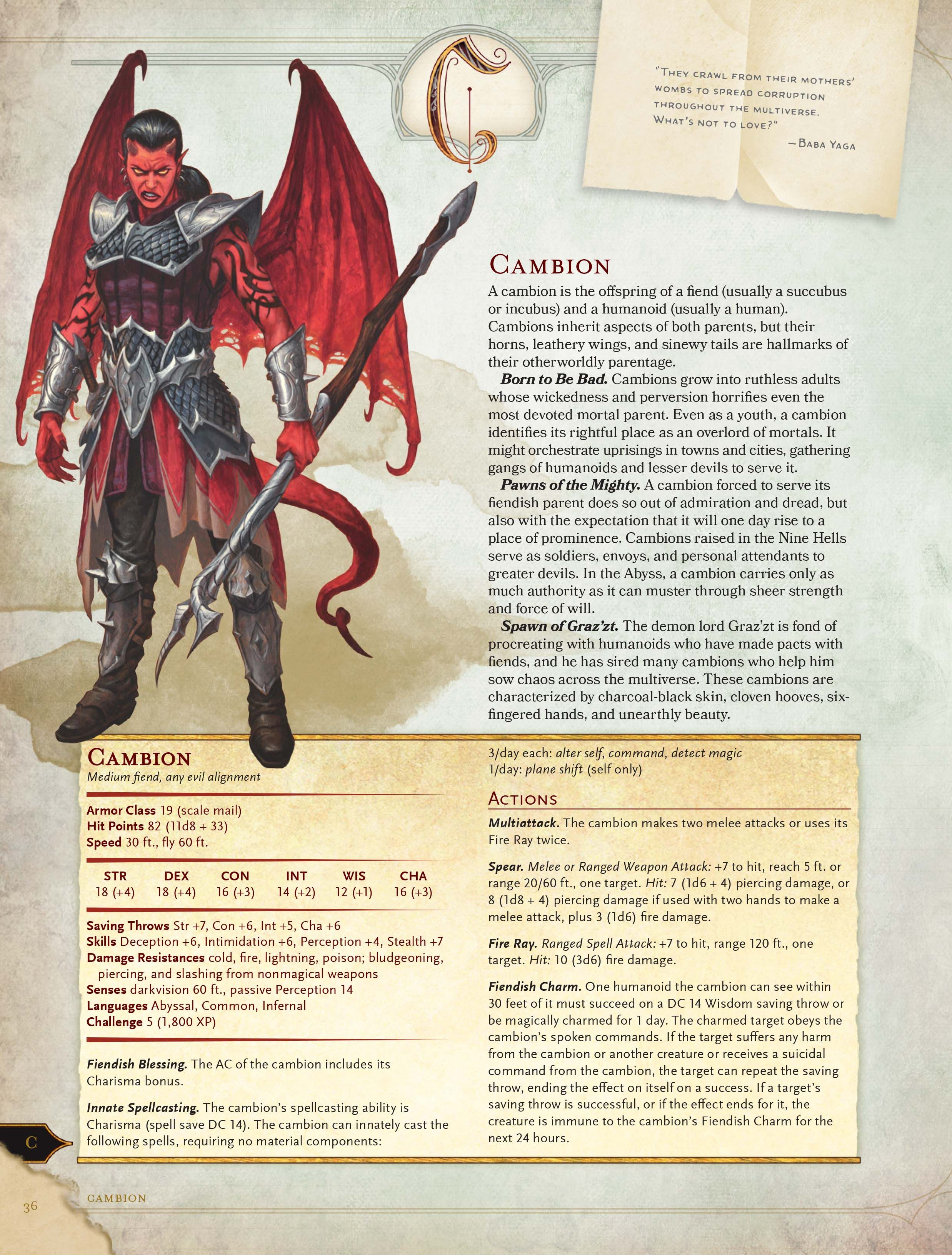 D&D 5th Edition Monster Manual Review for Dungeons & Dragons