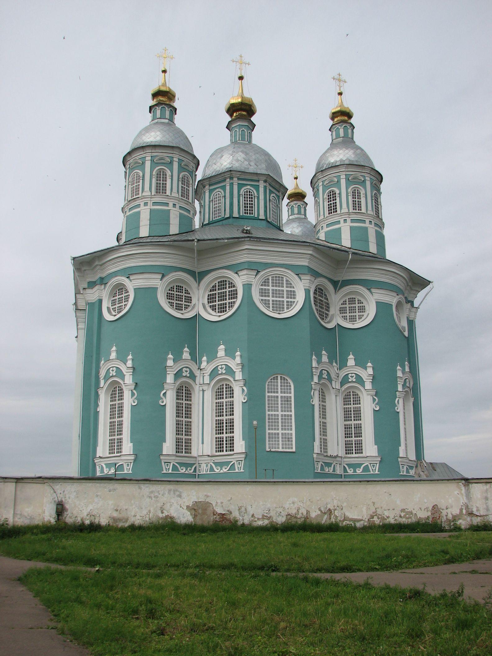 Смоленск. (с изображениями) | Храм, Архитектура