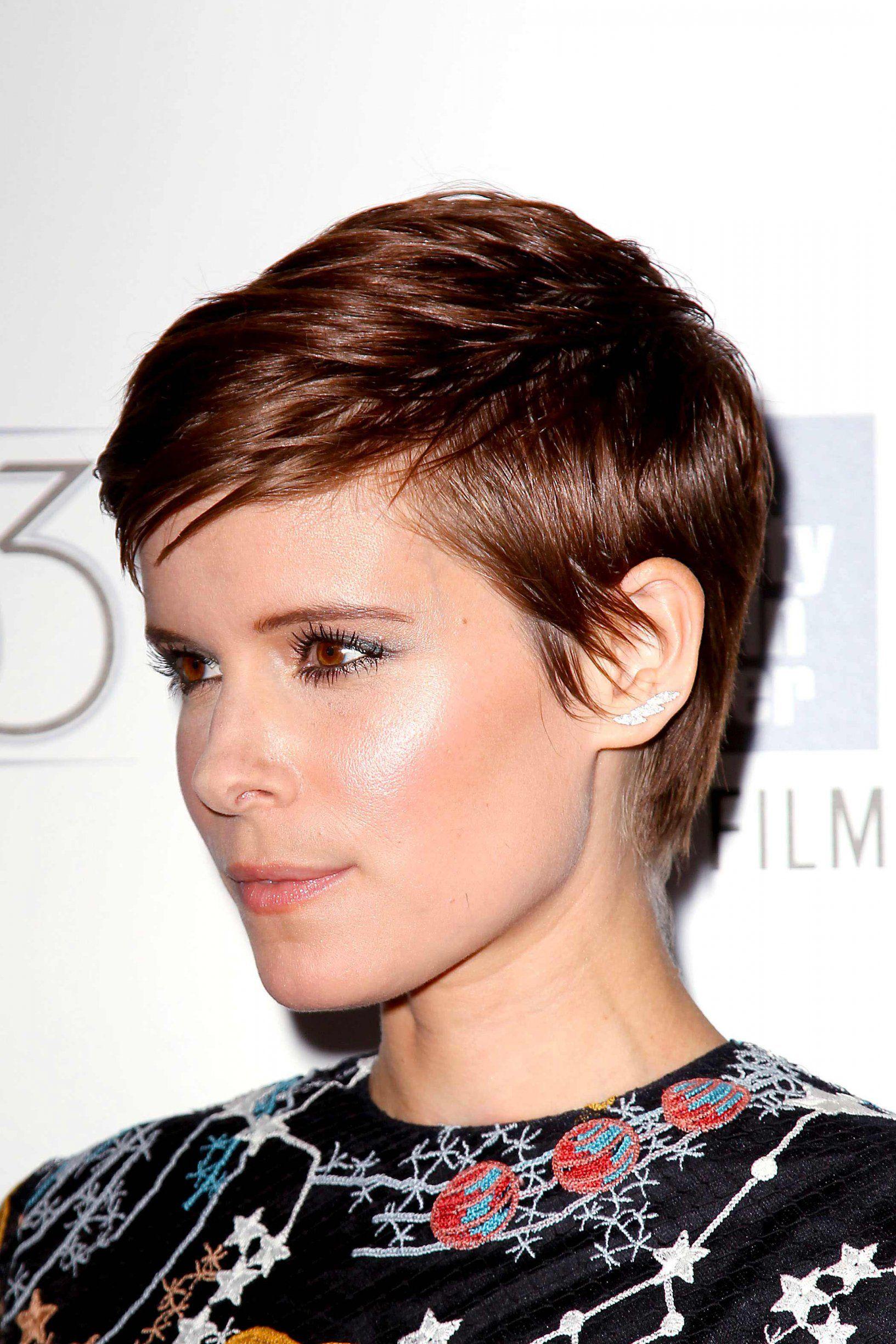 17+ Tour doreille femme coiffure courte des idees