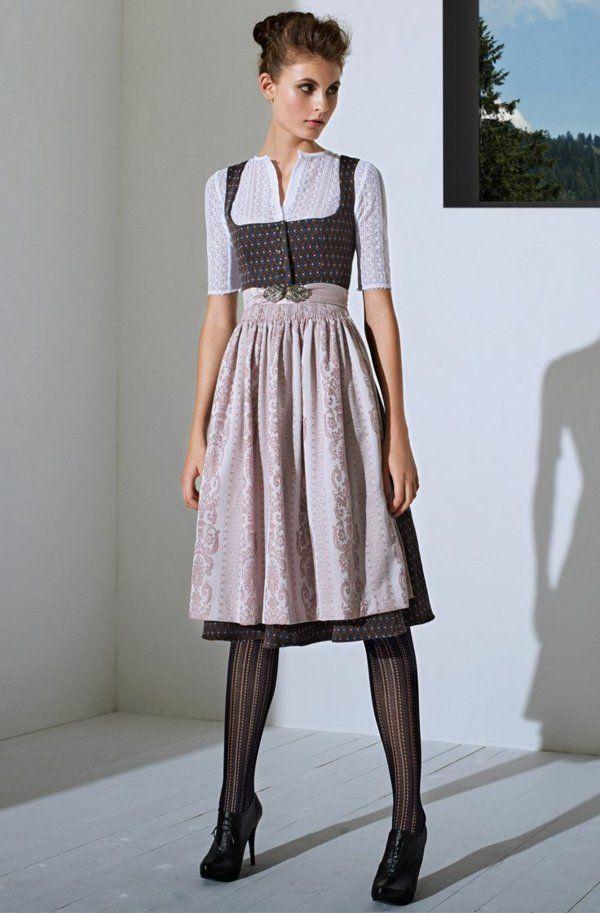 moderne trachtenmode 2014 drindl kleider | COSTUME | Pinterest ...