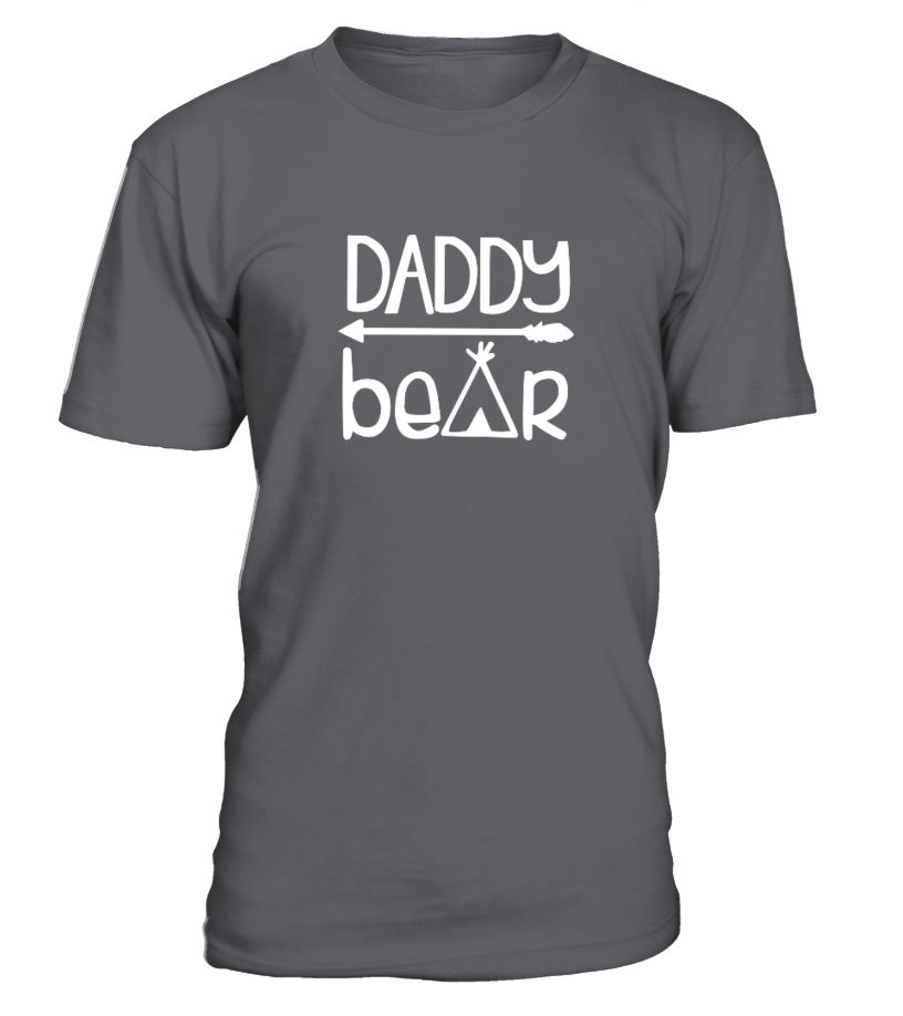 Daddy Bear  #gift #idea #shirt #image #brother #love #family #funny #brithday #kinh #daughter #dad #fatherday #papa