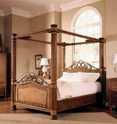Page 5 Rattan And Bamboo Bedroom Furniture Beds Headboards Wicker Chest