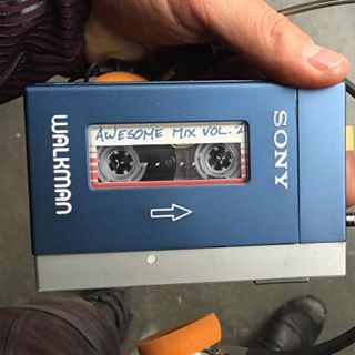 """Star-Lord aka Peter Quill aka Chris Pratt shared this photo on Instagram from the set of Guardians of the Galaxy Vol. 2. 