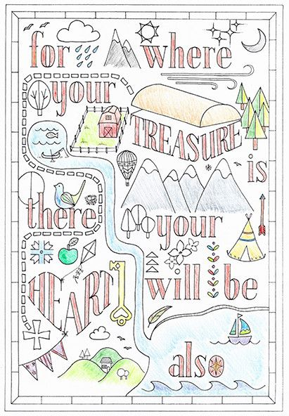Free Colouring In