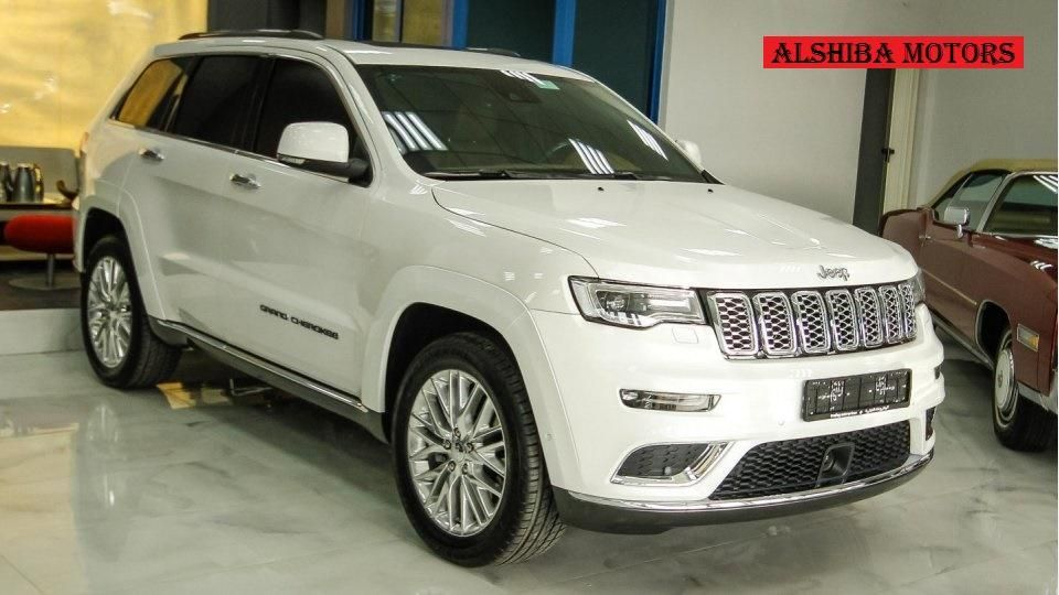 Jeep Grand Cherokee Summit 2017 Kargal Classifieds Uae Jeep