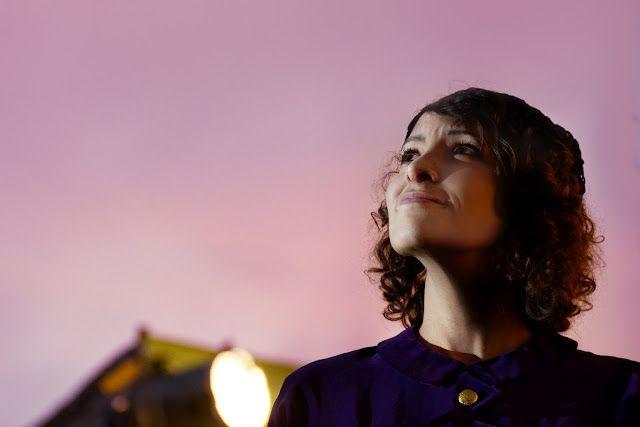 Gaby Moreno y La Orquesta Sinfónica Juvenil de la Muni