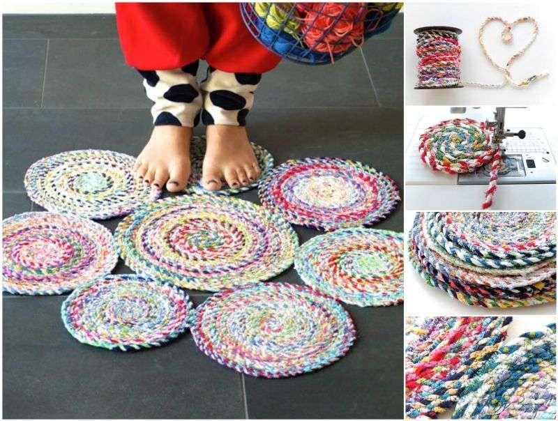 Cr ation tissu facile 30 id es d accessoires ou d corations pour la maison brico tissu - Couture pour la maison ...